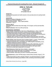Coaching Resume Resumes Volleyball Coach Objective Soccer Life