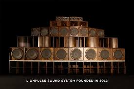 sound system. 28 photos of sound systems through the ages system o