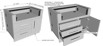 Kick Plates For Cabinets Stainless Steel 40 Appliance Cabinet Affordable Outdoor Kitchens