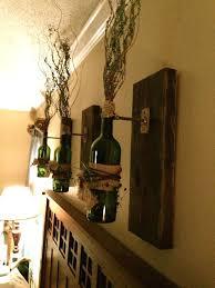 wall hanging decorative wine bottle wall sconces wall hanging decorative by decorative wall mounted chalkboard