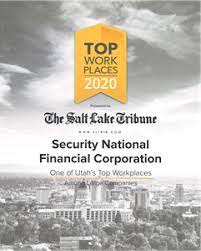 Educators health plans life, accident & health inc: Security National Financial Corporation Again Named Top