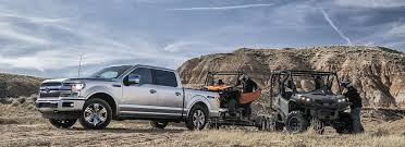 How Much Weight Does a Ford F-150 Pull?
