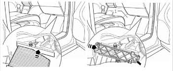 what is the layout of a vw tiguan fuse box diagram fixya how to replace a inside cabin filter on a 2010 vw tiguan