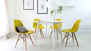 white dining table chairs amazing of small