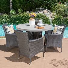Gray Patio Dining Sets You ll Love