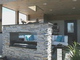 fireplace cool double sided fireplace indoor outdoor beautiful home design beautiful on home interior ideas
