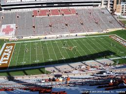 University Of Texas Seating Chart Ut Longhorn Seating Chart Bedowntowndaytona Com