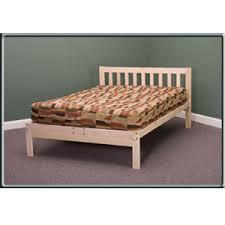 unfinished bed frame. Exellent Bed Nomad Platform Bed Unfinished 79_KDFS Intended Unfinished Frame M