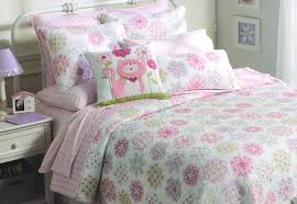 Amazon.com: Cynthia Rowley 2pc Twin Quilt &&; Sham Set Sophia ... & Amazon.com: Cynthia Rowley 2pc Twin Quilt & Sham Set Sophia Pink  Turquoise Green Cotton Floral Girl Bedding: Baby Adamdwight.com