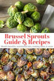 ultimate guide to brussel sprouts with raw and roasted sprouts