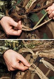 how to make a ghillie suit get all the supplies you need to make your own ghillie at onedirtyghillie com