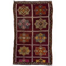 vintage anatolian kilim rug for