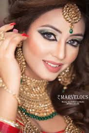 bridal makeup artist packages at marvelous salon delhi 2