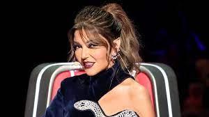 زهرة الخليج - سميرة سعيد تتعرض لموقف طريف أثناء تصوير كليبها الجديد «مون  شيري»