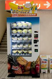 Fruit Vending Machine Awesome Unique Vending Machines In Japan|Taiken Japan