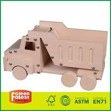 18diy07 intelligent children toys kit for wood diy vehicle truck