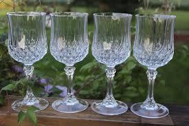 image of 1 piece plastic wine glasses bulk