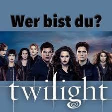 """Twilight"""" Test: Welcher Filmfigur bist ..."""
