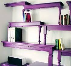 ✓ Unusual Bookcase In Chaotical Design Tectonic Bookcase Home Unique Bookshelves