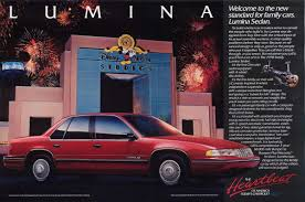 Curbside Classic: 1991 Chevrolet Lumina Euro – GM's Deadly Sin ...