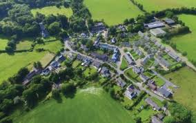 plans for a major housing development and farm relocation in the small village of lawrenny are being put out for a pre planning public consultation this