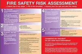 Fire Risk Assessment Template Tool For Your Business In Excel-Fire ...