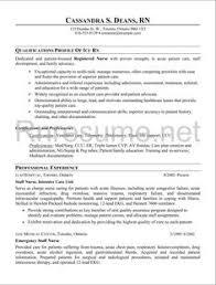 ICU RN Resume Sample http://www.rnresume.net/check-