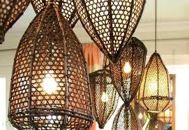 basket lamp woven basket pendant light tucker fishing basket lamp a green design innovation architecture green