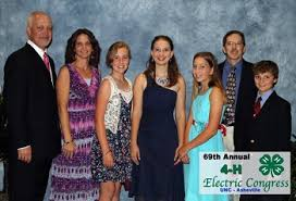 Electric Companies Host 4-Hers For The 69th Year - Lincoln Herald -  Lincolnton, NC