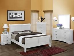 Philip White Bedroom Set