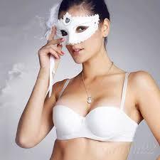 Mozhini Half <b>cup padded cup</b> gather breast bra duoble B <b>cup super</b> ...