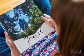 how to make a coffee table book using