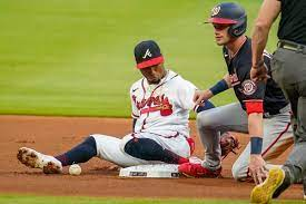 Braves unable to solve Nationals ...