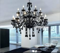 chandelier glass black glass crystal chandelier light modern black chandeliers restaurant chandelier glass candle chandeliers crystal chandelier glass