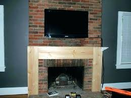 build a mantle shelf how to build a fireplace how to build a mantel shelf on
