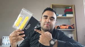 Decent Watch For A Decent Price, Klein Otus - Black Watch, Unboxing &  Review - YouTube