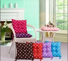 lovely polka dot chair cushion suede fabric cushion dining chair cushion car seat cushion pillow patio set cushions patio chair cushions from