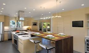 lakebriar kitchen inspiration for a modern kitchen remodel with stainless steel appliances and wood countertops brookside kitchen lighting
