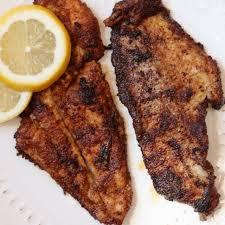 Low Carb Blackened Cajun Catfish Recipe ...