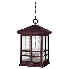 craftsman exterior lighting porch lights craftsman outdoor hanging lantern sears outdoor lighting motion sensor