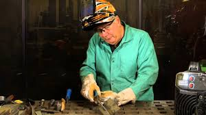 How to MIG <b>Weld</b> Stainless Steel to Mild Steel | MIG Monday ...