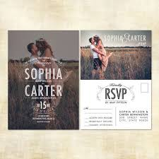 best 20 photo wedding invitations ideas on pinterest photo Wedding Invitation Photography Ideas sample photo wedding invitation rsvp postcard by agapeinvitations wedding invitation photo ideas