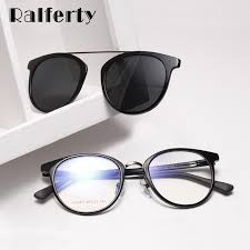 Ralferty Ultra Light Ultem Magnetic Sunglasses Polarized