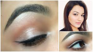 the right eyebrow make up in 3 steps