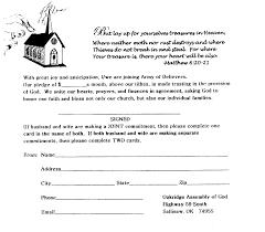 Sample Pledge Letter Letter Bestkitchenview Co