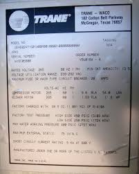 trane 2 ton heat pump. trane axiom 2 ton water source geothermal heat pump, gehe024, 265v 1 ph - new 84   what\u0027s it worth pump