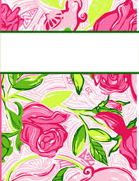 29 Images Of Binder Covers Design Template Leseriail Com