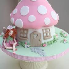 Fairy Garden Birthday Cake For Girls Gardening Flower And Vegetables