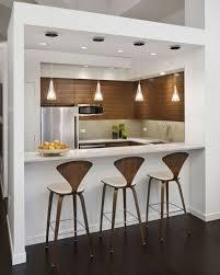 modern kitchen design ideas. Modern Small Kitchen Design Ideas With Bar