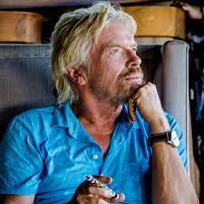 Richard Branson - Startseite